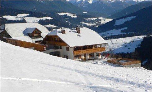 Innermitterhof | Skiurlaub am Kronplatz