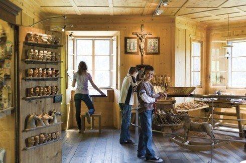 Landesmuseen - Das Museum Ladin erzählt von der Kultur der ladinischen Täler